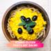 Vegane Kürbis-Olivenpasta Rezept schnell Abendessen