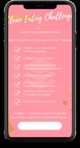 Vegan Abnehmen Challenge Onlinekurs